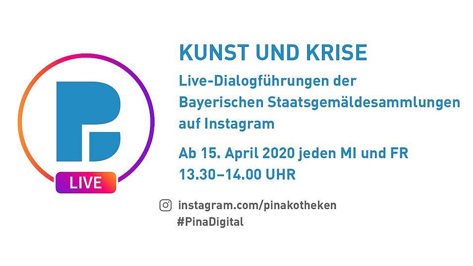 Ankündigung Live-Dialogführungen