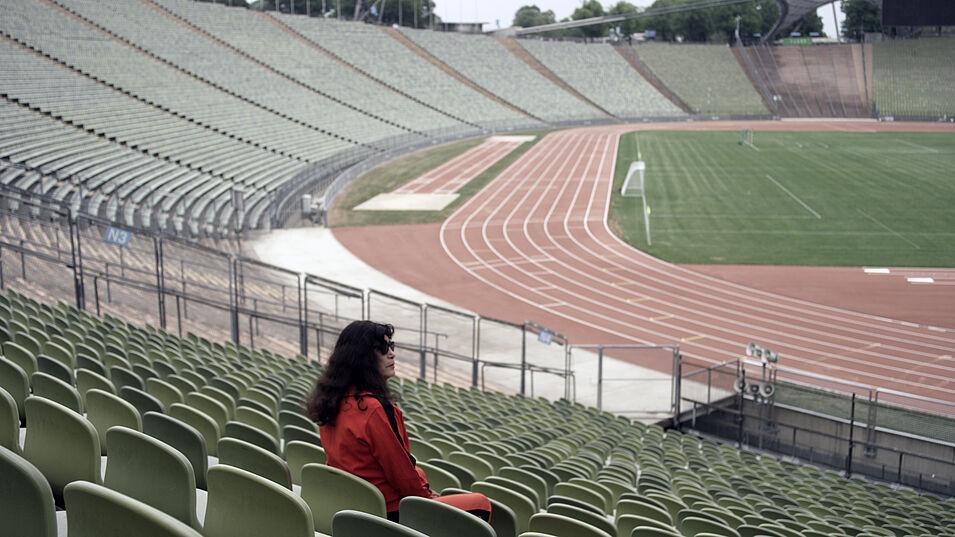 Screenshot aus dem Film AFTER MUNICH